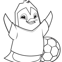 Animal Jam Coloring Coloring Pages
