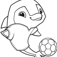 Animal Jam Coloring Pages Printable Coloring Pages
